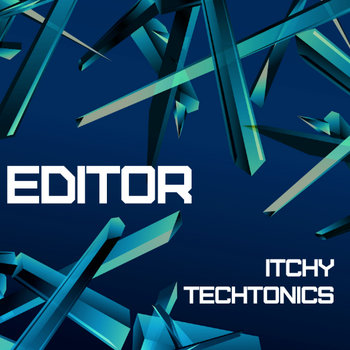 Itchy Techtonics cover art