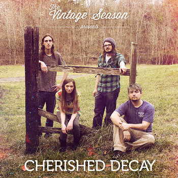 Cherished Decay EP cover art