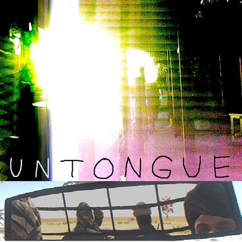 Untongue cover art