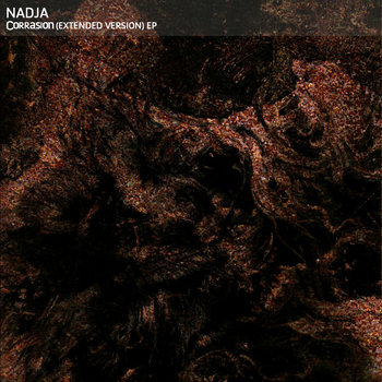 NADJA - Corrasion (Exclusive Extended Version) EP cover art