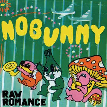 Raw Romance cover art