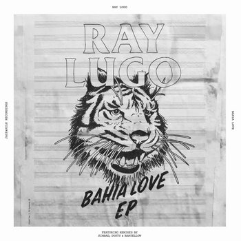 Bahia Love EP cover art