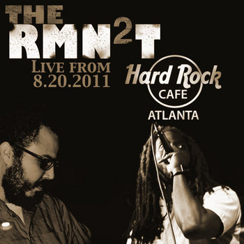Live from Hard Rock Cafe Atlanta cover art