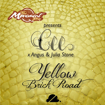 Yellow Brick Road x Angus & Julia Stone cover art