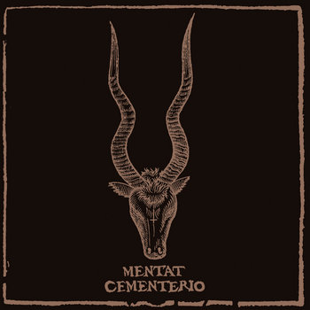 Cementerio / Mentat Split cover art