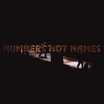 Numbers Not Names EP cover art