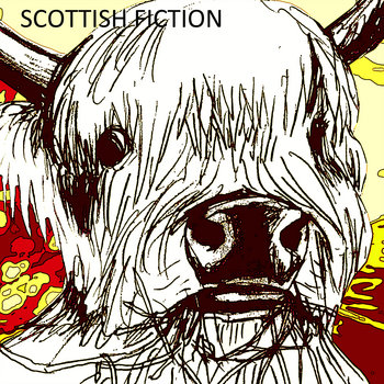 Scottish Fiction February EP cover art