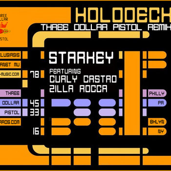 The Holodeck Remixes - Event Horizon EP cover art