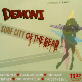 Surf City of the Dead cover art