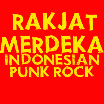 Rakyat Merdeka ep cover art