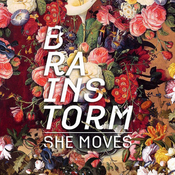 She Moves EP cover art