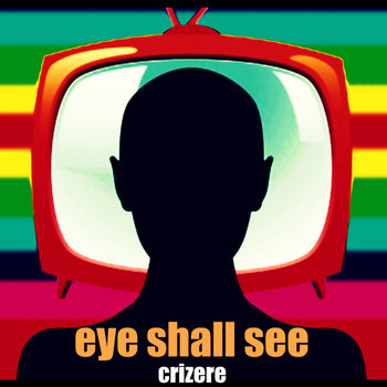 eye shall see EP cover art