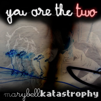 You Are The Two EP cover art