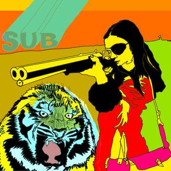 El tigre y la cazadora