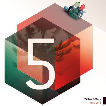 kurz vor5 (album 2012) cover art