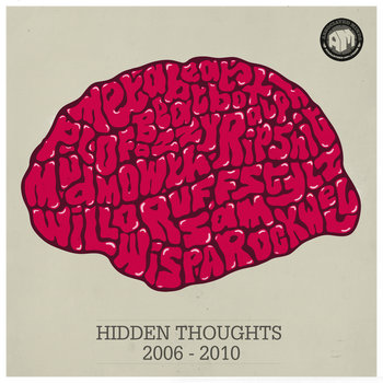 Hidden Thoughts 2006-2010 cover art
