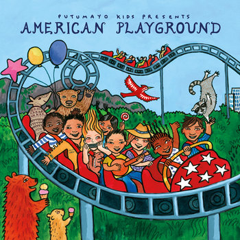 American Playground cover art