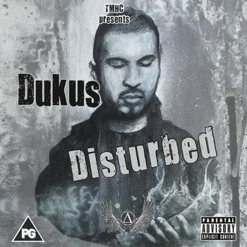 Disturbed cover art