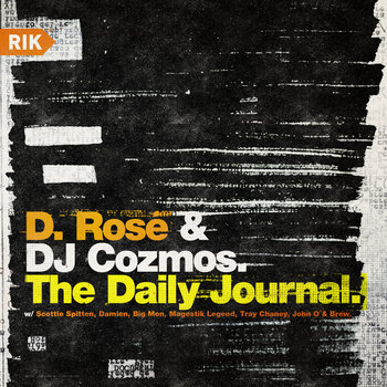 The Daily Journal cover art