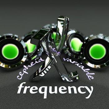 X Frequency cover art