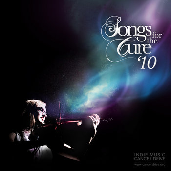 Songs for the Cure &#39;10 cover art