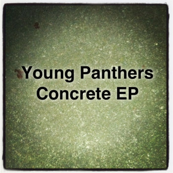 Concrete EP cover art