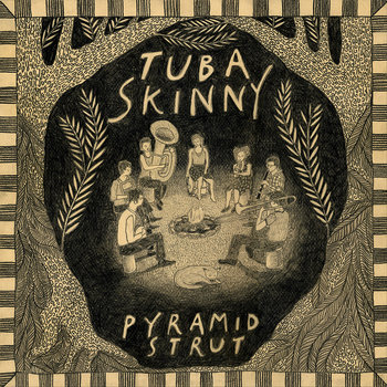 Pyramid Strut cover art