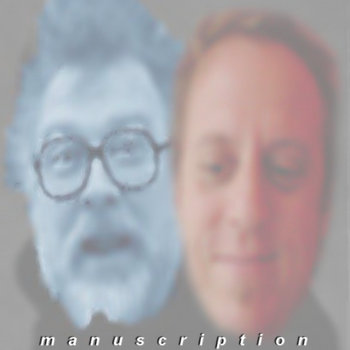 Manuscription (w/Lane Steinberg) cover art
