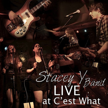 LIVE at C'est What cover art