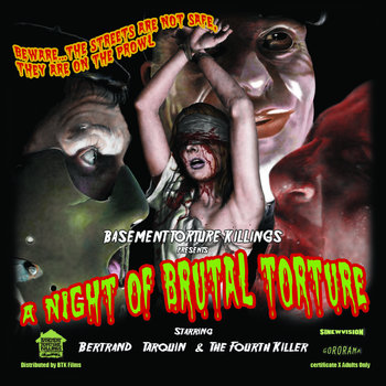 A Night Of Brutal Torture cover art