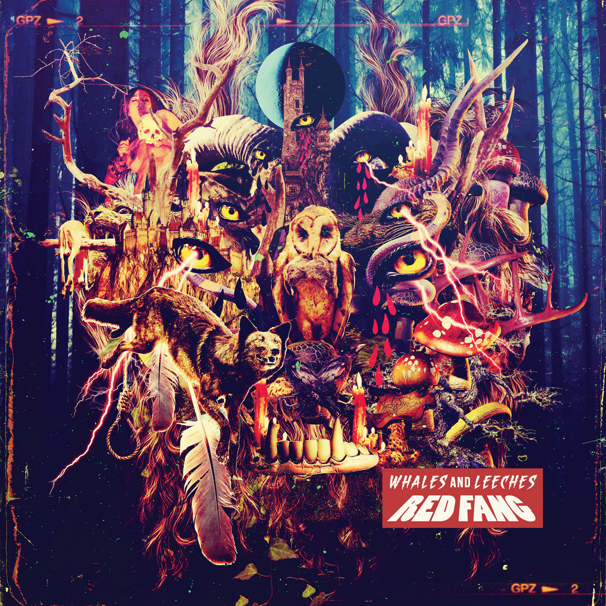 Red Fang - Whales and Leeches (2013)