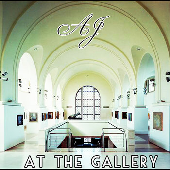At The Gallery EP cover art