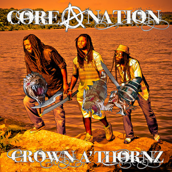 CORE -A- NATION cover art
