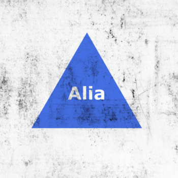 Alia cover art