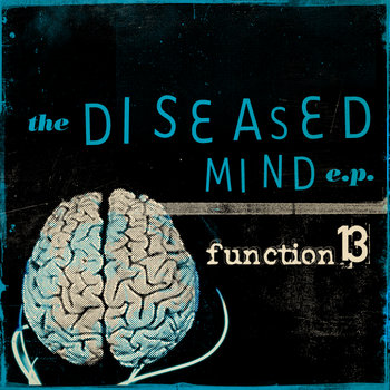 The Diseased Mind EP cover art