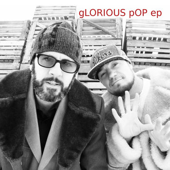 gLORIOUS pOP ep cover art