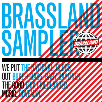 Brassland Sampler 2011 cover art