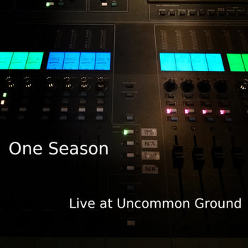 Live @ Uncommon Ground cover art