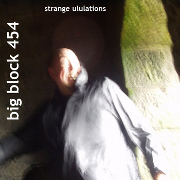 Strange Ululations cover art
