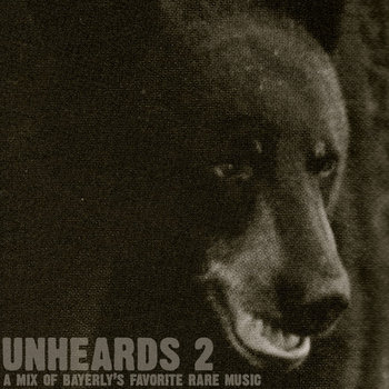 Unheards Mixtape #2 cover art