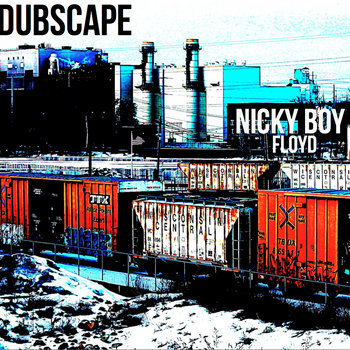 The Dubscape Project cover art