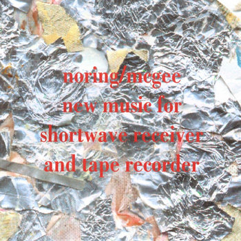 New Music For Shortwave Receiver And Tape Recorder cover art