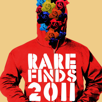 RARE FINDS 2011 cover art