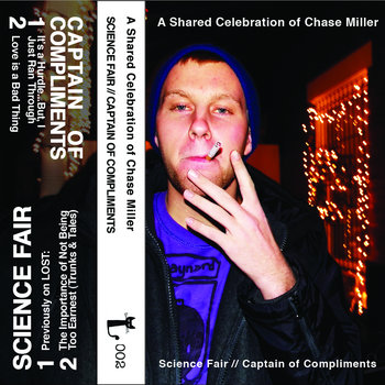 A Shared Celebration of Chase Miller cover art