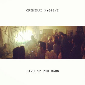 LIVE at the Barn cover art