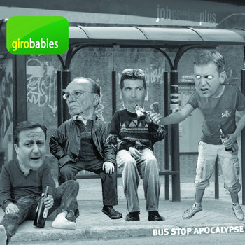 Bus Stop Apocalypse cover art