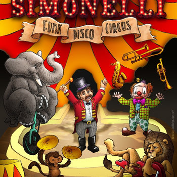 Circo Simonelli cover art