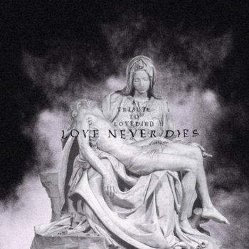Love Never Dies cover art