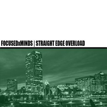 Straight Edge Overload cover art