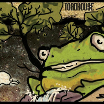 Toad EP cover art